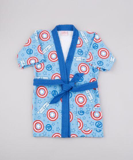Roupao-Infantil-Atoalhado-Capitao-America-Azul-9776343-Azul_1