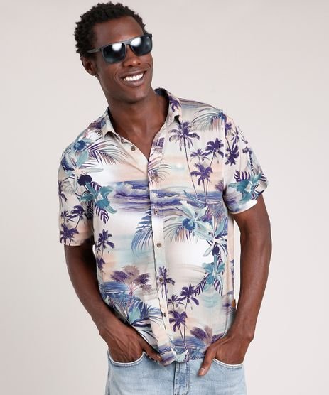 Camisa-Masculina-Blueman-Tradicional-Estampada-Praiana-Manga-Curta-Verde-9727431-Verde_1