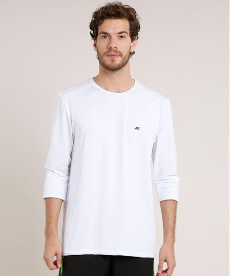 Camiseta-Masculina-Esportiva-Ace-Manga-Longa-Gola-Careca-com-Protecao-UV50--Branca-9833523-Branco_1