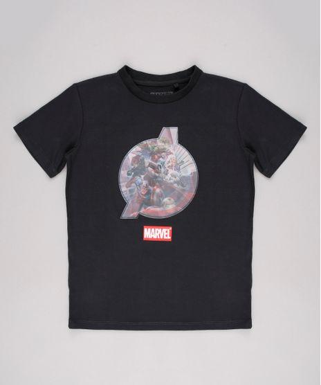 Camiseta-Infantil-Os-Vingadores-Holografica-Manga-Curta-Preta-9672795-Preto_1