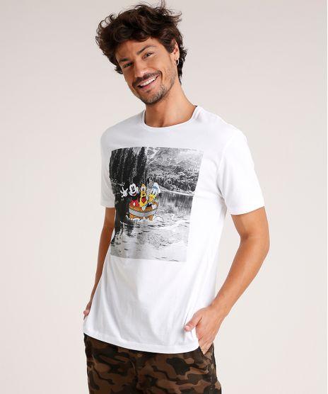 Camiseta-Masculina-Turma-do-Mickey-Manga-Curta-Gola-Careca-Off-White-9727011-Off_White_1