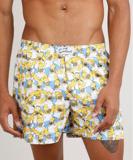 Samba-Cancao-Masculina-Os-Simpsons-Estampada-Amarelo-9857749-Amarelo_1