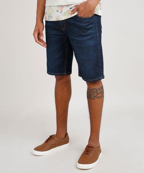 Bermuda-Jeans-Masculina-Reta-Azul-Escuro-8356766-Azul_Escuro_1