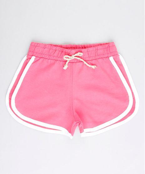 Short-Infantil-Running-em-Moletom-Rosa-9744605-Rosa_1