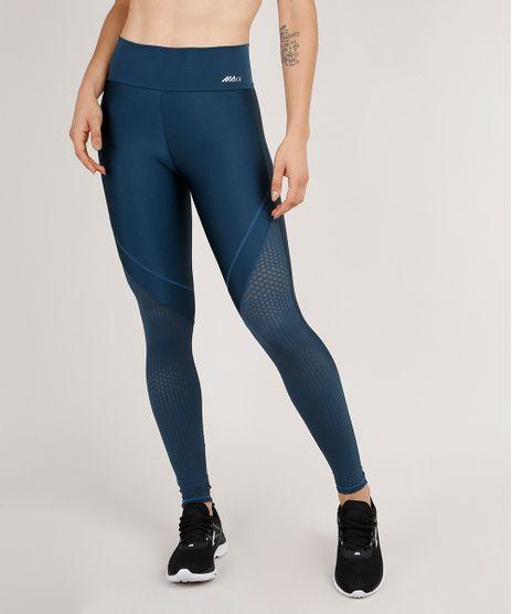 Calca-Feminina-Legging-com-Recorte-Texturizado-Azul-Marinho-9706498-Azul_Marinho_1