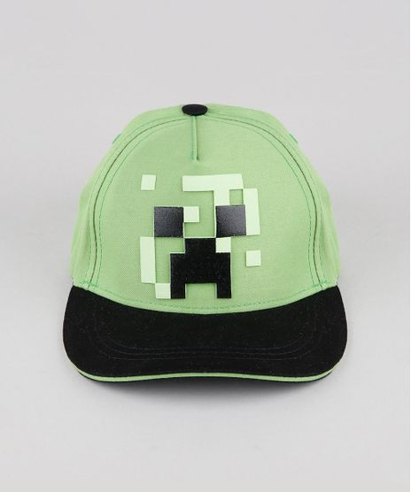 Bone-Infantil-Aba-Curva-Creeper-Minecraft-Verde-9866256-Verde_1