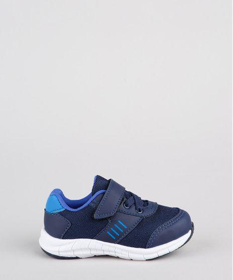 Tenis-Infantil-Baby-Club-com-Elastico-e-Velcro-Azul-Marinho-9828813-Azul_Marinho_1