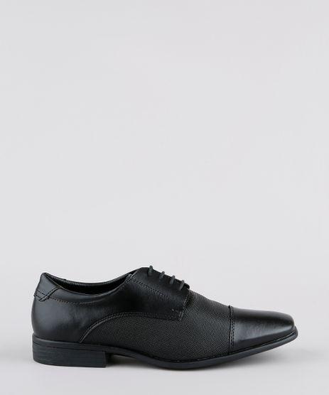 Sapato-Social-Masculino-Oneself-Bico-Quadrado-com-Textura-Preto-9865101-Preto_1