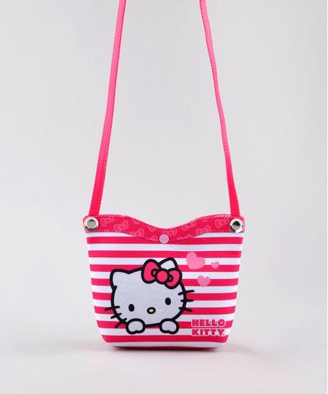 Bolsa-Infantil-Hello-Kitty-Listrada-Rosa-Escuro-9866315-Rosa_Escuro_1