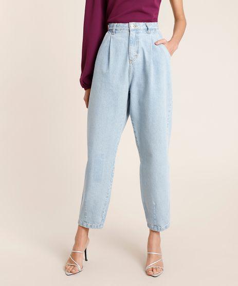 Calca-Jeans-Feminina-Mindset-Carrot-Cintura-Super-Alta-Azul-Claro-9891627-Azul_Claro_1
