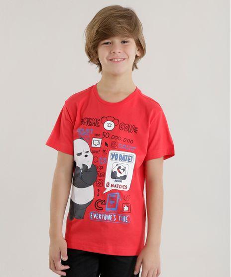 Camiseta-Ursos-sem-Curso-Vermelha-8568682-Vermelho_1