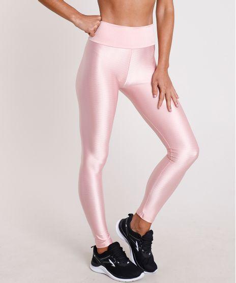 Calca-Legging-Feminina-Esportiva-Ace-com-Textura-Rosa-Claro-9827445-Rosa_Claro_1
