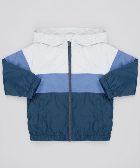 Jaqueta-Corta-Vento-Infantil-com-Recortes-e-Capuz-Azul-9666769-Azul_1