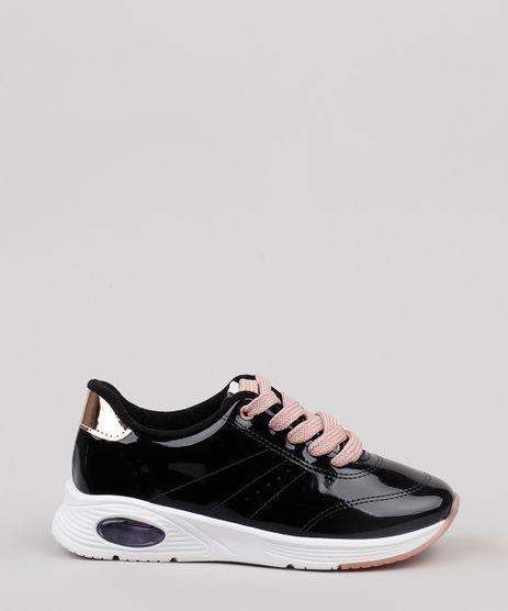 Tenis-Infantil-Molekinha-Running-em-Verniz-Preto-9902828-Preto_1