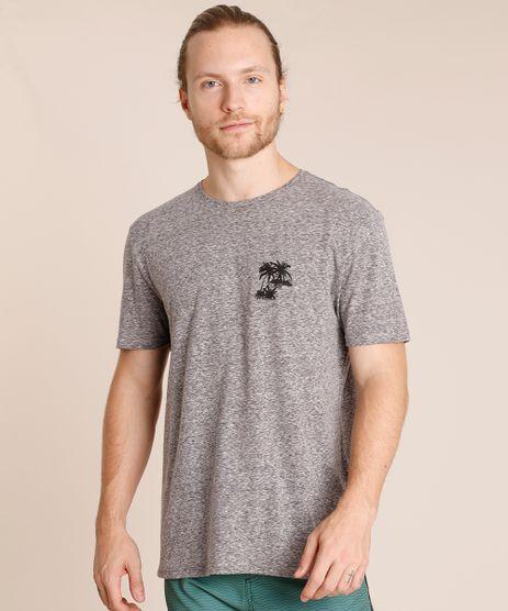 Camiseta-Masculina-Tropical-Manga-Curta-Gola-Careca-Cinza-Mescla-Escuro-9716010-Cinza_Mescla_Escuro_1