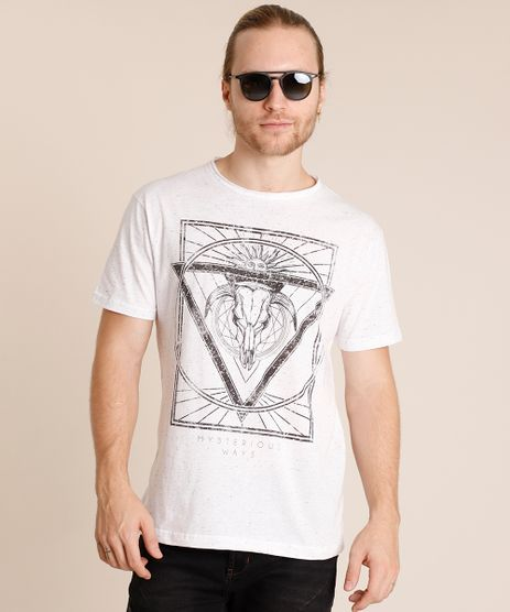 Camiseta-Masculina--Mysterious-Ways--Manga-Curta-Gola-Careca-Off-White-9754390-Off_White_1