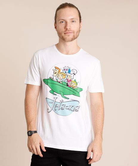 Camiseta-Masculina-Os-Jetsons-Manga-Curta-Gola-Careca-Branca-9719808-Branco_1