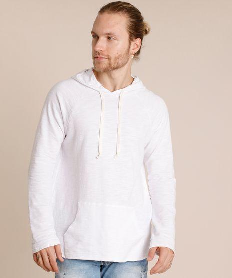 Camiseta-Masculina-com-Capuz-e-Bolso-Manga-Longa-Branca-9738313-Branco_1