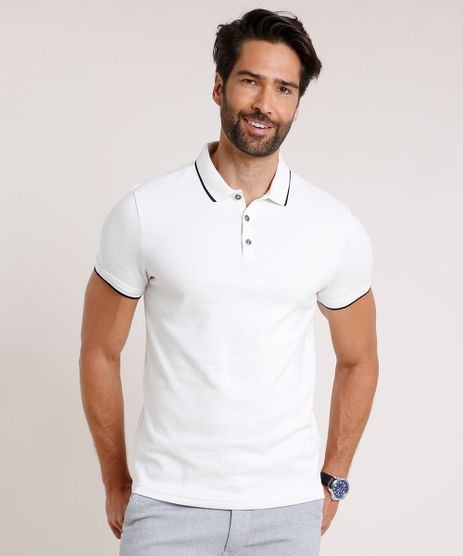 Polo-Masculina-Slim-Fit-Texturizada-Manga-Curta-Off-White-9725858-Off_White_1