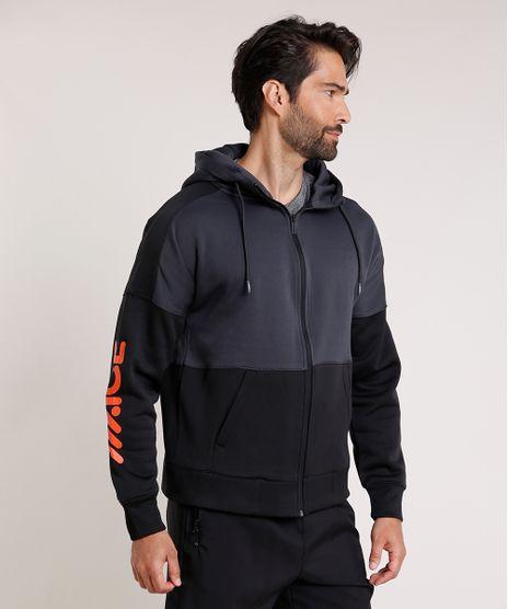 Blusao-Masculino-Esportivo-Ace-em-Moletom-com-Recorte-e-Capuz-Chumbo-9371845-Chumbo_1