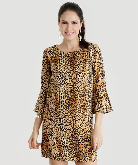 Vestido-Estampado-Animal-Print-Marrom-8540250-Marrom_1