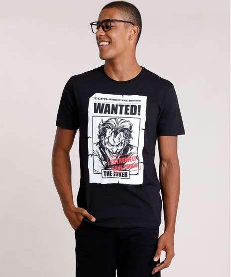 Camiseta-Masculina-Coringa-Manga-Curta-Gola-Careca-Preta-9719803-Preto_1