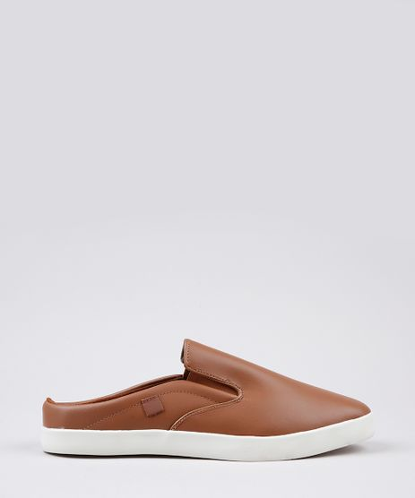 Tenis-Slip-On-Mule-Masculino-Oneself--Caramelo-9878428-Caramelo_1