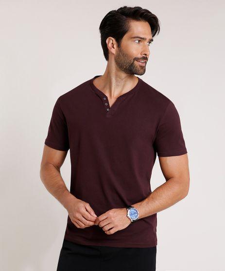 Camiseta-Masculina-Basica-Manga-Curta-Gola-Portuguesa-Vinho-9717069-Vinho_1