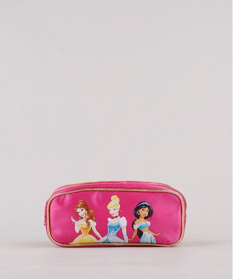 Estojo-Escolar-Infantil-Princesas-com-Divisorias-Pink-9593243-Pink_1