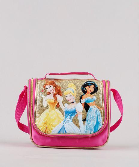 Lancheira-Termica-Escolar-Infantil-Princesas-com-Brilho-Rosa-9593244-Rosa_1