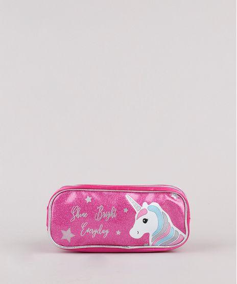 Estojo-Escolar-Infantil-Unicornio-com-Brilho-e-Divisorias-Pink-9594303-Pink_1