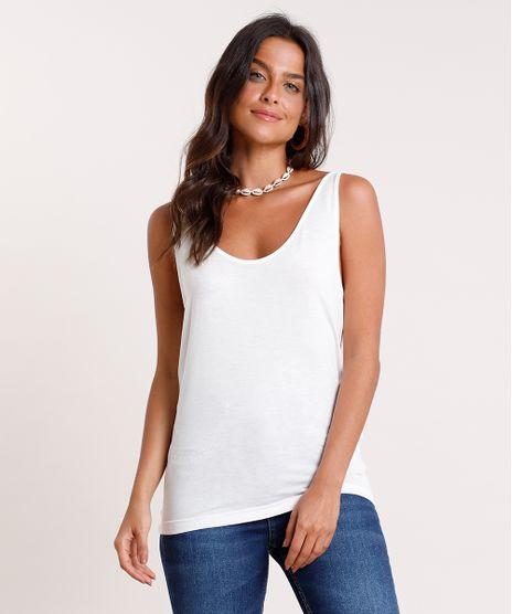 Regata-Feminina-Basica-Alca-Media-Decote-Redondo-Off-White-9822570-Off_White_1
