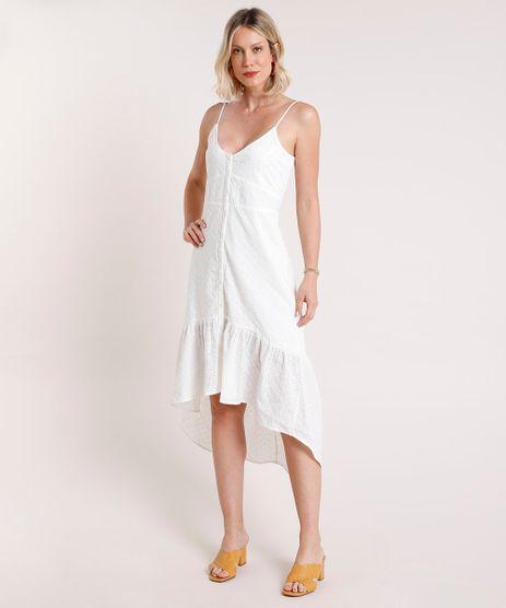Vestido-Feminino-Midi-Mullet-em-Laise-com-Botoes-Alca-Fina-Off-White-9704311-Off_White_1