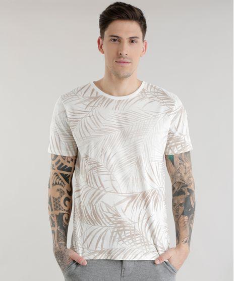 Camiseta-Estampada-de-Folhagem-Off-White-8582124-Off_White_1