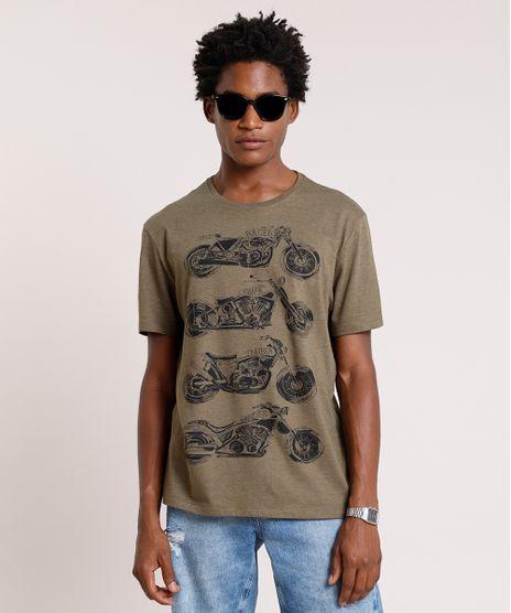 Camiseta-Masculina-Tal-Pai-Tal-Filho-Motocicletas-Manga-Curta-Gola-Careca-Verde-Militar-8758273-Verde_Militar_1