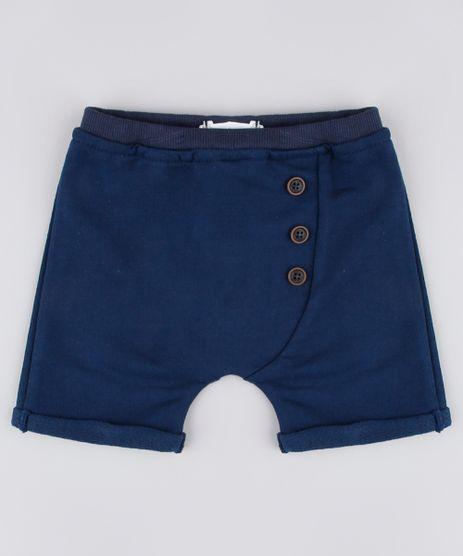 Bermuda-Infantil-Saruel-com-Botoes-em-Moletom-Azul-Marinho-9822038-Azul_Marinho_1