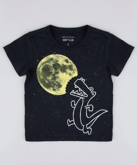 Camiseta-Infantil-Dinossauro-Manga-Curta-Preta-9837266-Preto_1