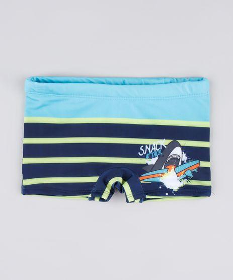 Sunga-Infantil-Boxer-Listrada-com-Tubarao--Snack-Attack--Azul-Marinho-9744169-Azul_Marinho_1