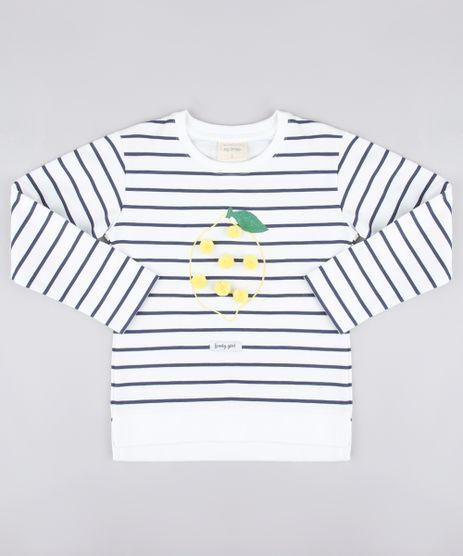 Blusao-Infantil-em-Moletom-Listrado-Limao-com-Pompom-e-Bordado-Off-White-9659353-Off_White_1