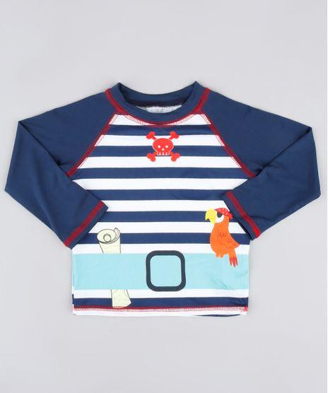 Camiseta-de-Praia-Infantil-Raglan-Manga-Longa-Azul-Marinho-9866892-Azul_Marinho_1