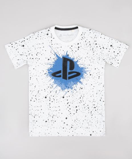 Camiseta-Infantil-Playstation-Estampada-Manga-Curta-Off-White-9838008-Off_White_1