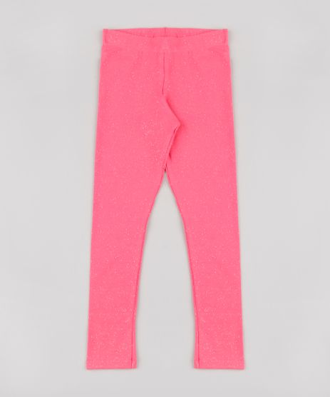 Calca-Legging-Infantil-com-Glitter-Rosa-Escuro-9862553-Rosa_Escuro_1