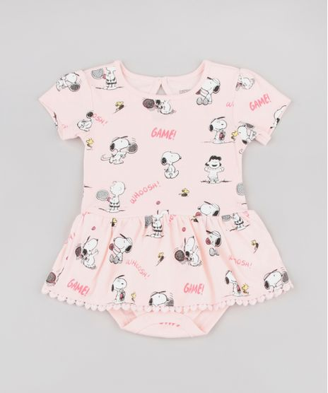 Body-Saia-Infantil-Snoopy-Estampado-Manga-Curta-Rosa-Claro-9723434-Rosa_Claro_1