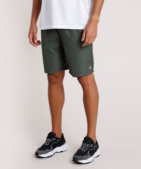 Bermuda-Masculina-Esportiva-Ace-com-Vivo-Contrastante-Verde-Escuro-8307705-Verde_Escuro_1