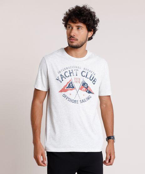 Camiseta-Masculina--Yatch-Club--Manga-Curta-Gola-Careca-Cinza-Mescla-Claro-9723689-Cinza_Mescla_Claro_1
