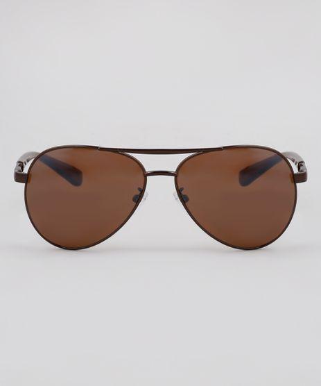 Oculos-de-Sol-Aviador-Unissex-Ace-Marrom-9903110-Marrom_1