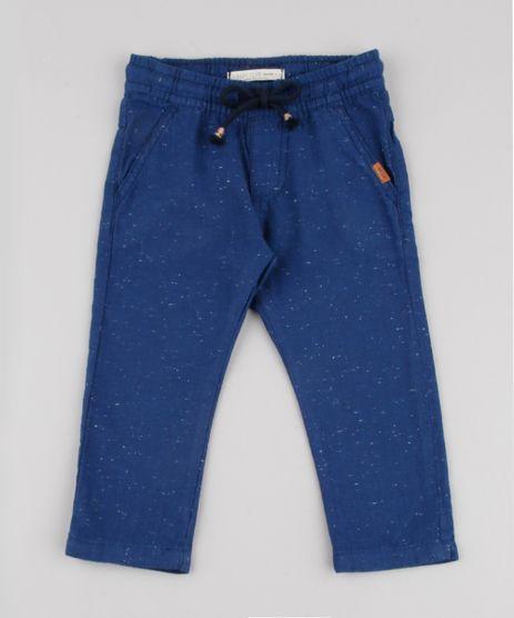 Calca-Infantil-Botone-com-Cordao-e-Bolsos-Azul-Marinho-9837546-Azul_Marinho_1