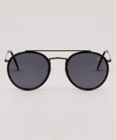 Oculos-de-Sol-Redondo-Unissex-Ace-Grafite-9893193-Grafite_1