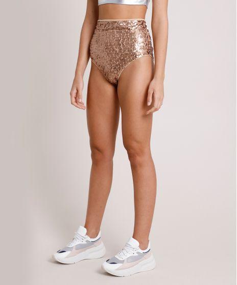 Hot-Pant-Feminino-Mindset-em-Tule-com-Paetes-Dourado-9934846-Dourado_1