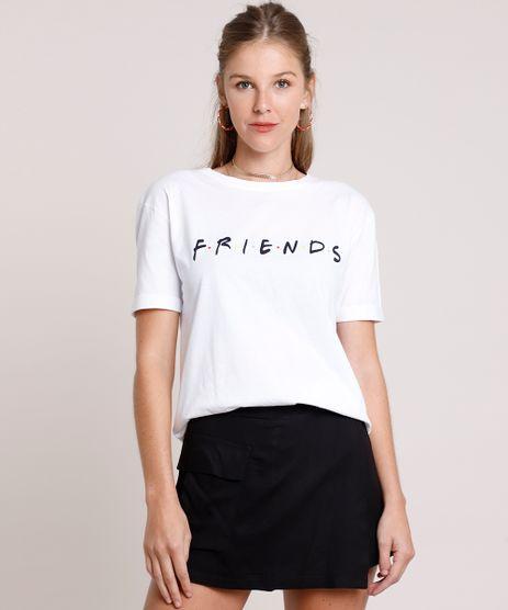 Blusa-Feminina-Friends-Manga-Curta-Decote-Redondo-Off-White-9682339-Off_White_1